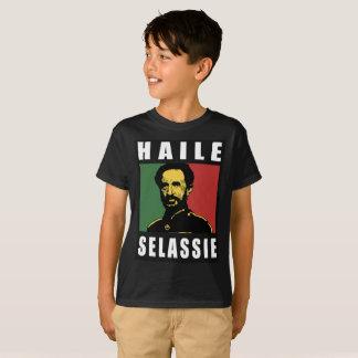 Haile Selassie Emperor - Reggae - kids - shirt