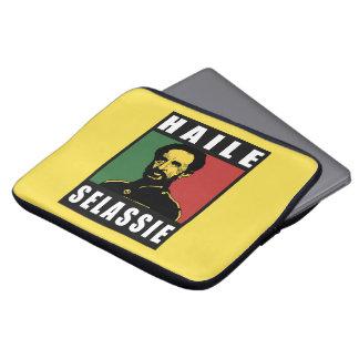 Haile Selassie Emperor - Reggae - laptop iPad Case
