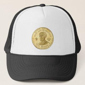 Haile Selassie - HIM - Jah Rastafari Trucker Cap