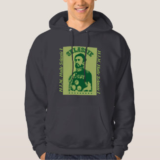 Haile Selassie I H.I.M. Hoodie