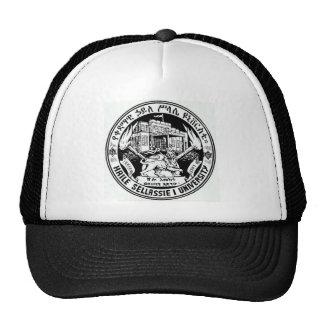 Haile Selassie I University Cap Trucker Hats