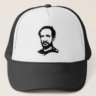 Haile Selassie - Jah - Messiah - Rastafari Cap