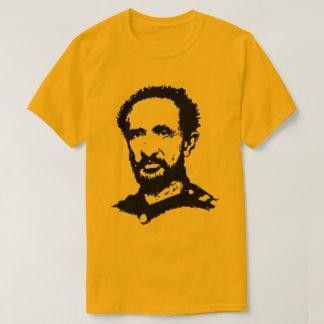 Haile Selassie - Jah - Messiah - Rastafari shirt