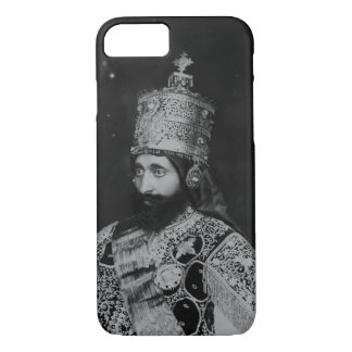Haile Selassie - Jah Rastafari - iPhone Case