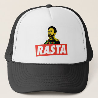 Haile Selassie - Jah Rastafari - Reggae Cap