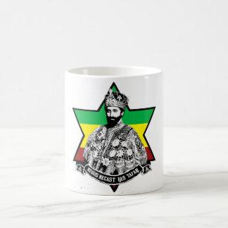 Haile Selassie Morphing Mug