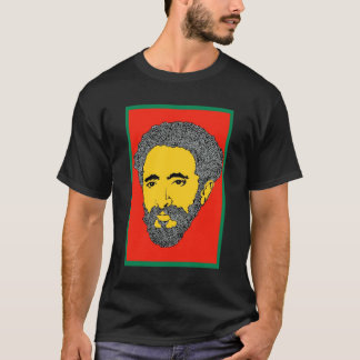 Haile Selassie Speechless T-shirt