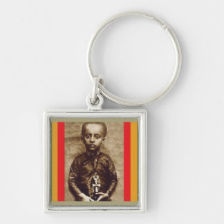 Haile Selassie when he was a child Key Ring