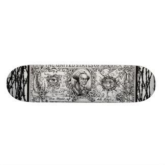Hailmary Slave 18.1 Cm Old School Skateboard Deck