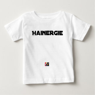 HAINERGIE - Word games - François City Baby T-Shirt
