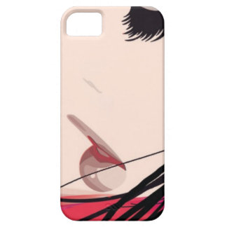 Hair and Makeup Lady Barely There iPhone 5 Case