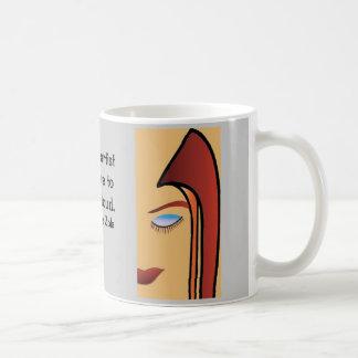 Hair Art Coffee Mug