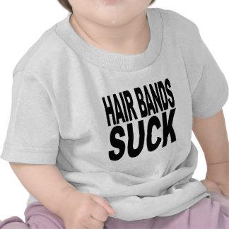 Hair Bands Suck Tees