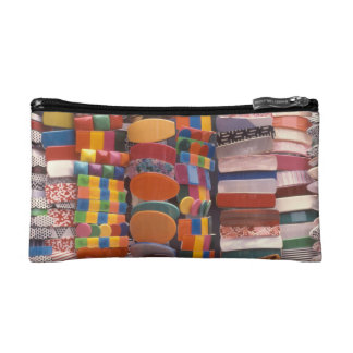 Hair clips makeup bags