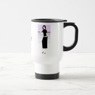 Hair Dresser Travel Mug! Travel Mug