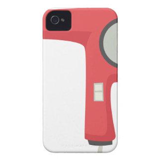 Hair Dryer iPhone 4 Cases