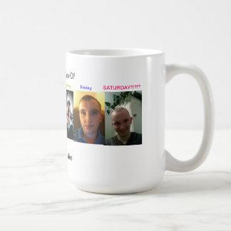 Hair of the day Mug