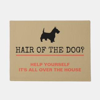 Hair of the dog doormat