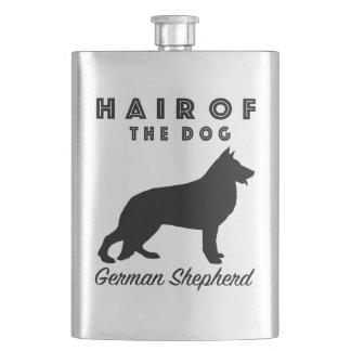 Hair of the Dog - German Shepherd Flask