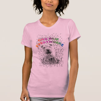 Hair Of The Dog Ladies T-Shirt