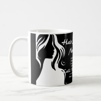Hair Salon Business Theme Collection Coffee Mug