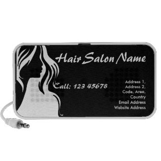 Hair Salon Business Theme Collection Speakers
