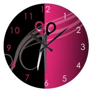 Hair Salon clock