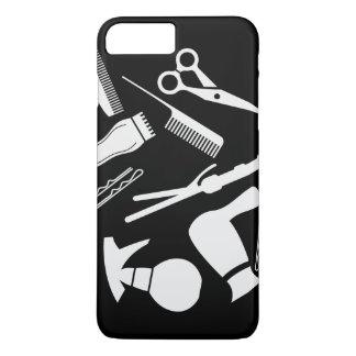 hair salon iPhone 7 plus case