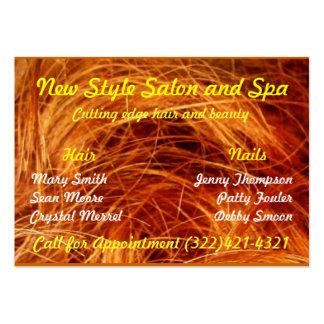 Hair Salon or Stylist Business Card