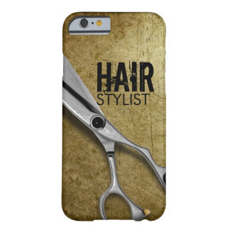Hair Stylist Barely There iPhone 6 Case