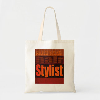 Hair Stylist Beautician Carry All Tote Bag