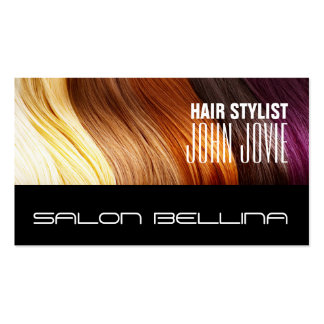 Hair Stylist Beauty Salon Barber Shop Pack Of Standard Business Cards