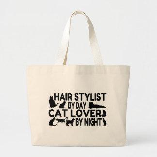 Hair Stylist Cat Lover Bag