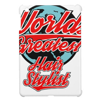 hair stylist iPad mini covers
