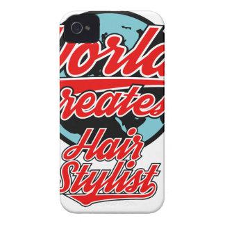hair stylist iPhone 4 Case-Mate case