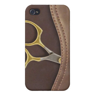 Hair Stylist iPhone 4 Cover