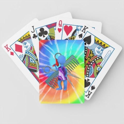 Hair Stylist Poker Deck