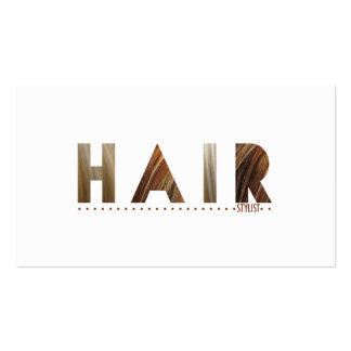 Browse the Hair Stylist  Business Cards Collection and personalise by colour, design or style.