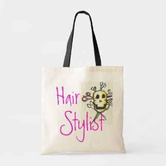 Hair Stylist Tote Bag