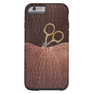 Hair Stylist Tough iPhone 6 Case