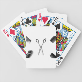Hair Stylists Bicycle Playing Cards