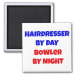 Hairdresser by Day Bowler by Night