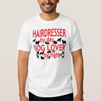 Hairdresser Dog Lover Tees