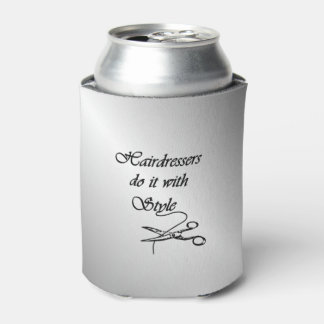 Hairdressers Do It With Style Can Cooler