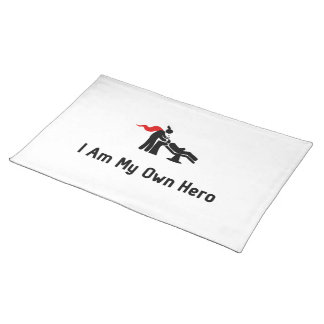 Hairdressing Hero Placemats