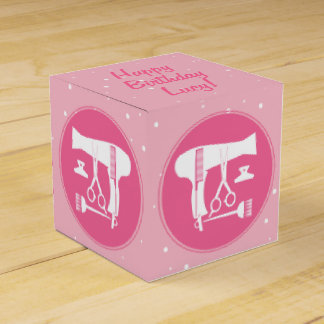 Hairstyles tools favour box