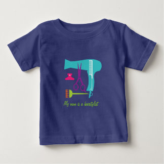 Hairstyles tools- My mom is a hairstyle T Shirt