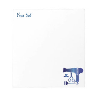 Hairstyles tools notepad