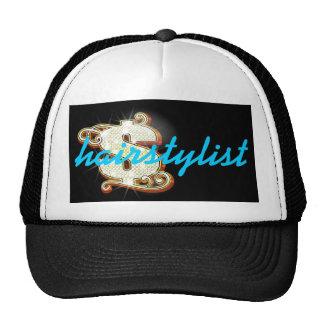 Hairstylist Bling Money Symbol Trucker Hat