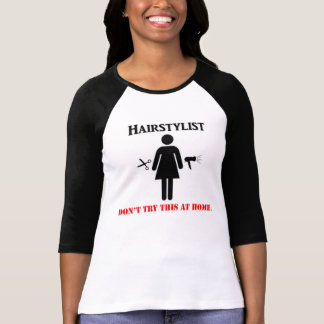 Hairstylist Girl Shirt